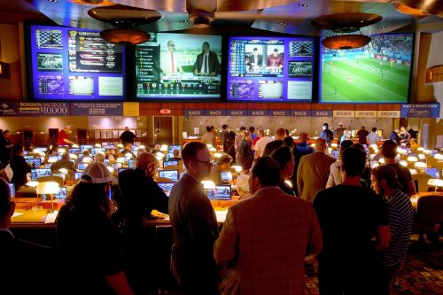 people and sportsbooks betting